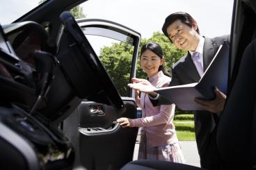 県内自動車ディーラー(岡山県)